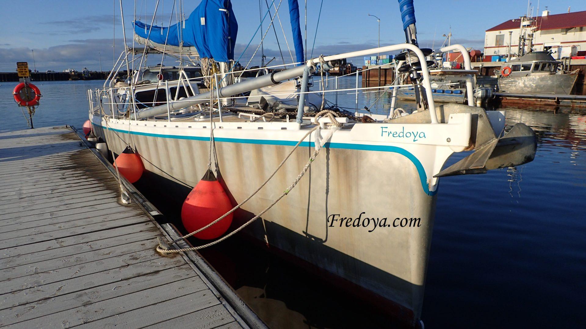 Fredoya