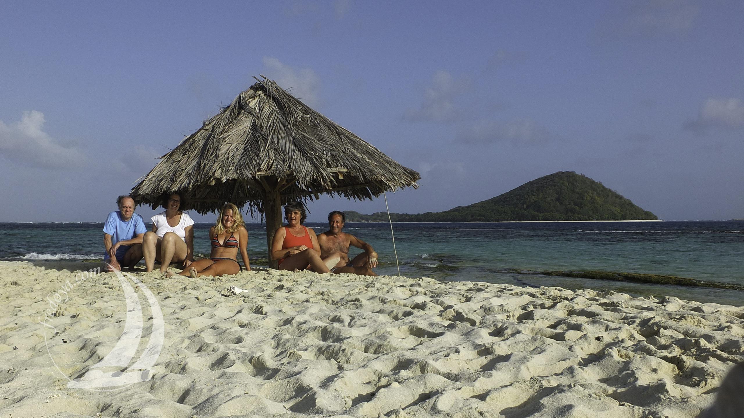 Caraïbes - Grenade - Petite Saint Vincent - Morpion