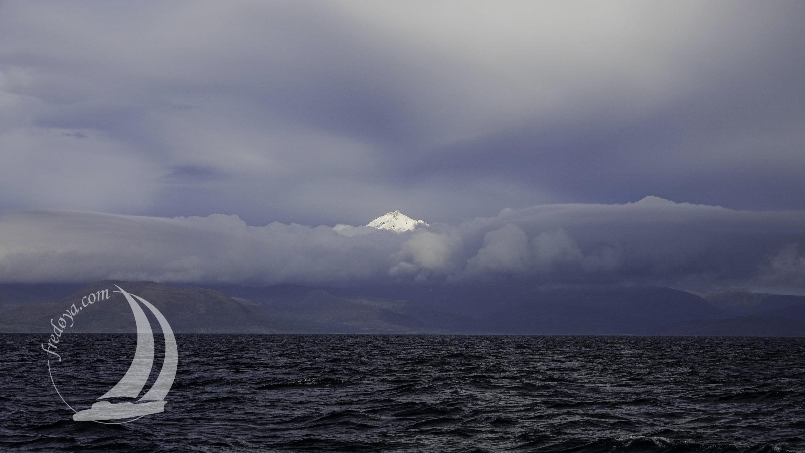 Alaska - Aléoutiennes - Ile Unimak
