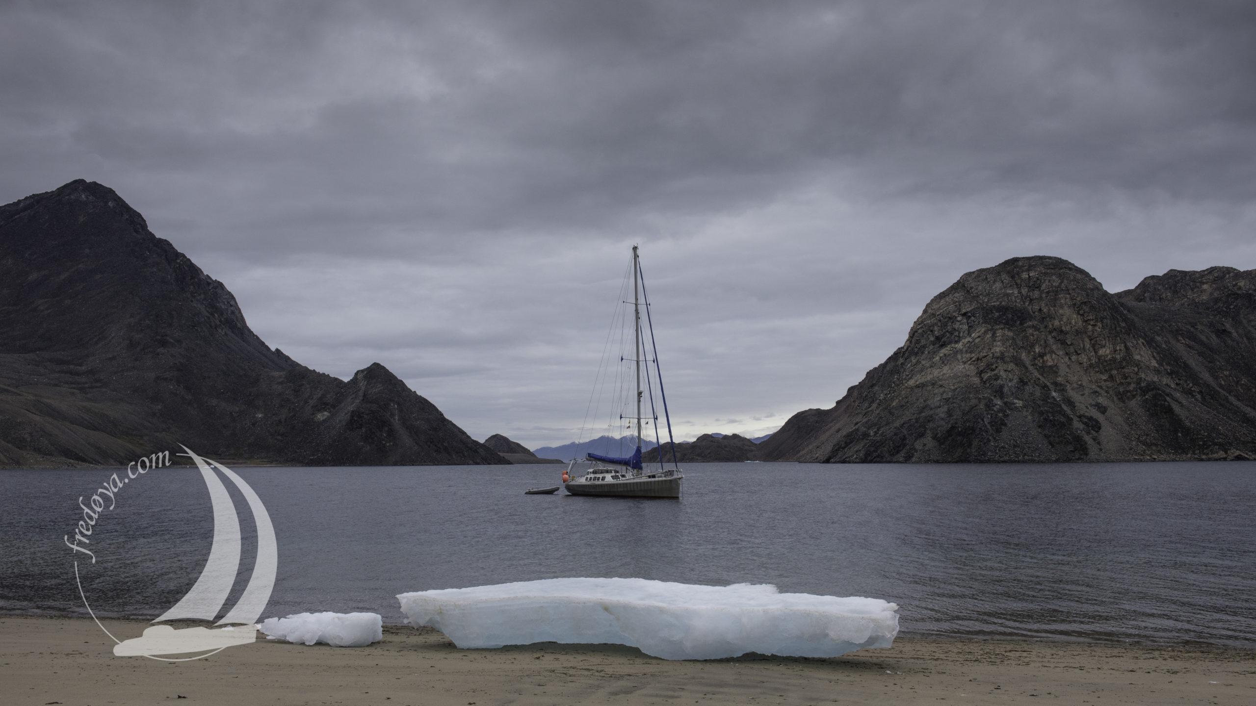 Canada, Baffin island Aout 2018