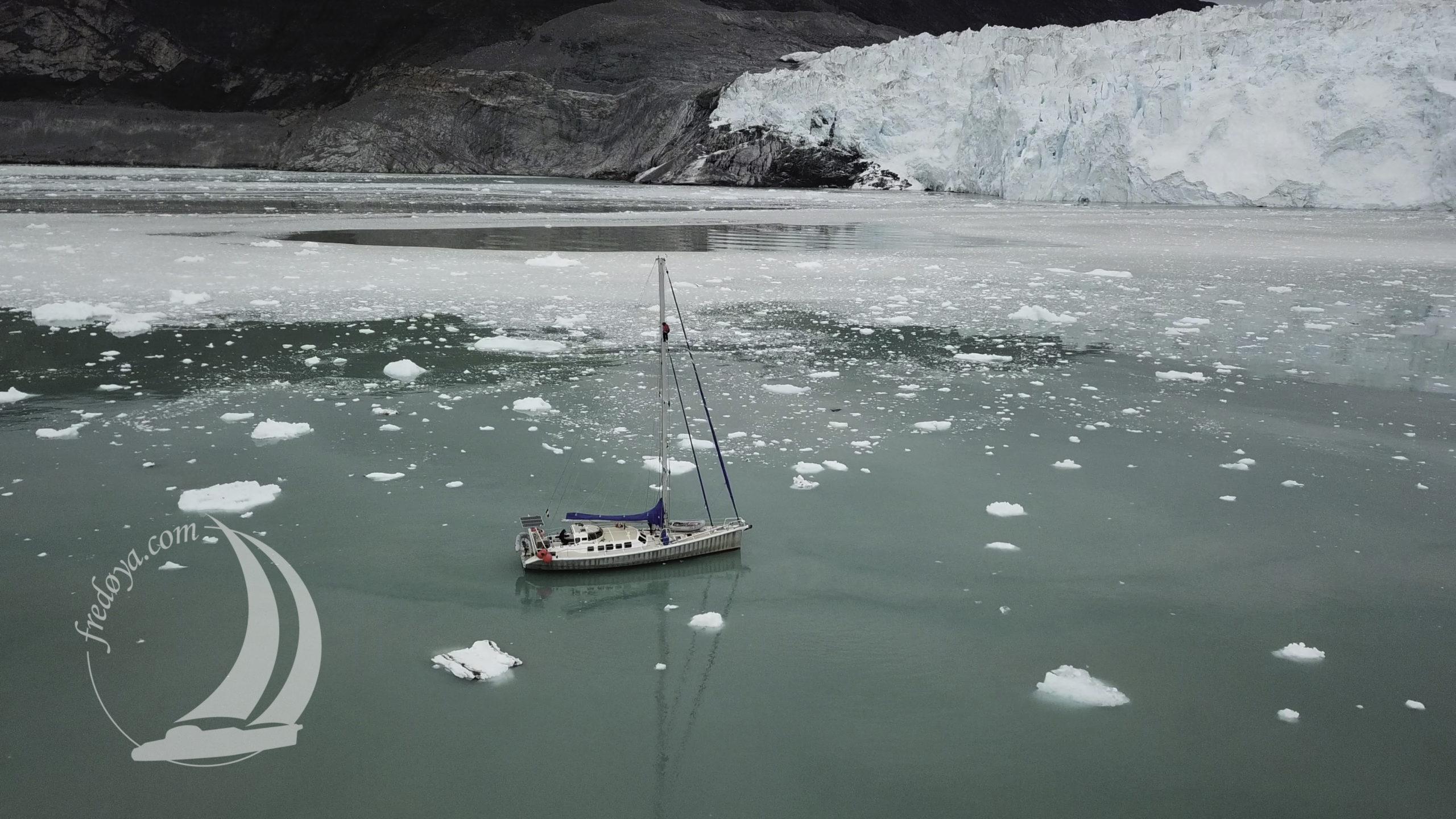 Groenland - Disko Bay - Eqip Sermia