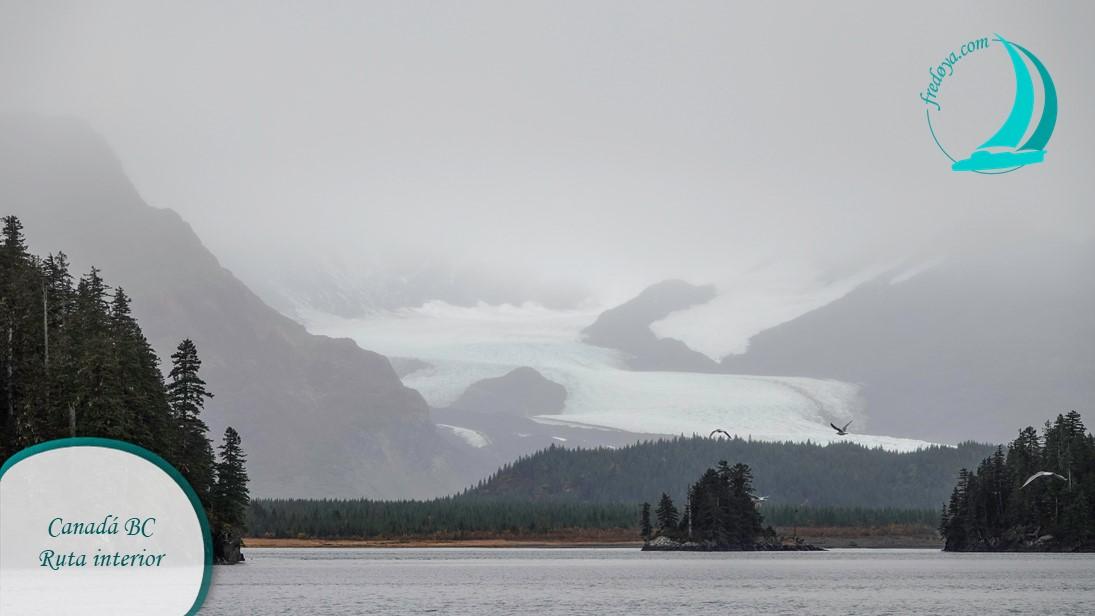 Canadá BC Ruta interior